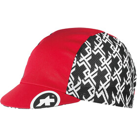 assos GT Casquette, national red